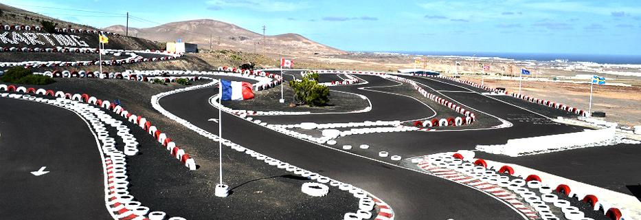 Lanzarote Karting | The No 1 Karting Track in Lanzarote - Bartolomé